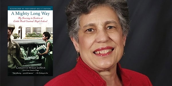 Carlotta Walls LaNier on the 60th Anniversary of the Little Rock Nine