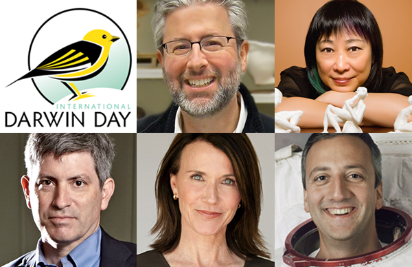Celebrate International Darwin Day with PRHSB Speakers