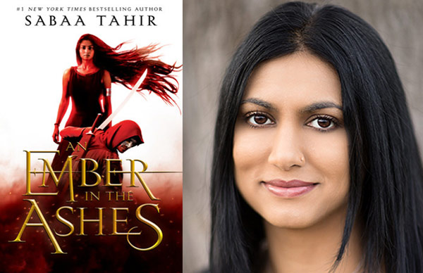 Sabaa Tahir, An Ember in the Ashes