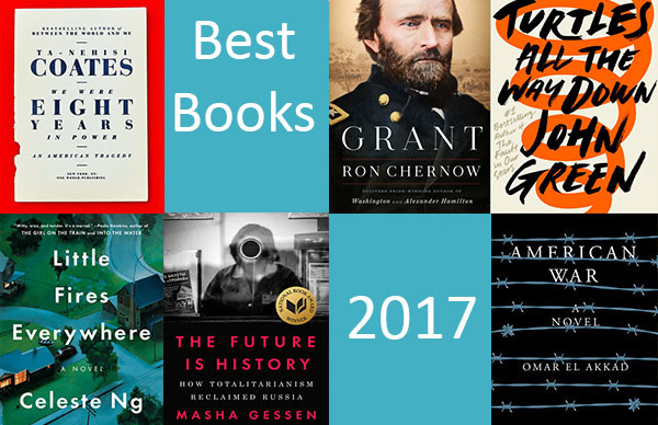 Private: Best Books of 2017