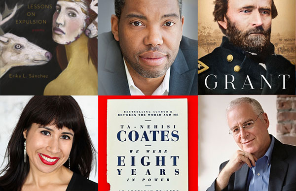 Congratulations to the Finalists for the 2018 PEN America Literary Award