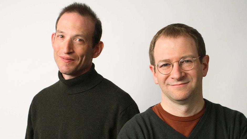David Shipley and Will Schwalbe