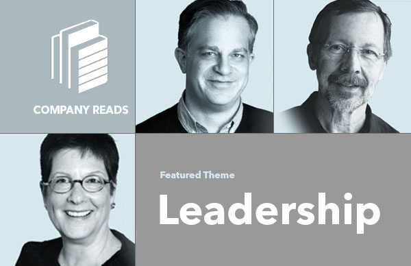 Company Reads: Spotlight on Leadership