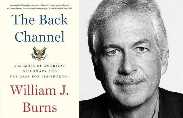 William J. Burns's <i>The Back Channel</i> (Paperback Edition)