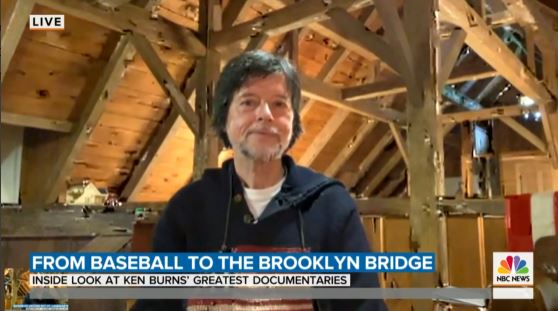 Ken Burns on Today