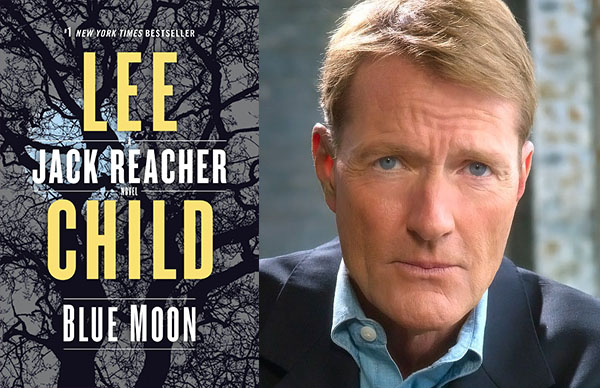 Lee Child's <i>Blue Moon</i> (Paperback Edition)