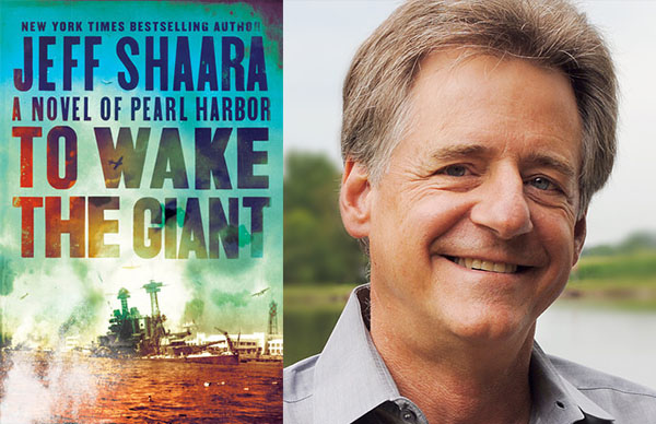 Jeff Shaara's <i>To Wake the Giant</i>