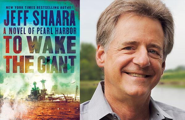 Jeff Shaara's <i>To Wake the Giant</i>