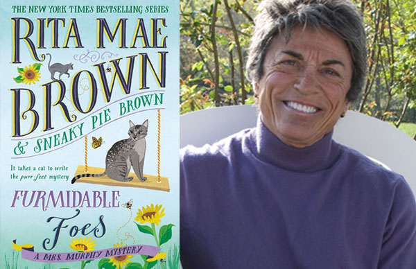 Rita Mae Brown's <i>Furmidable Foes</i>