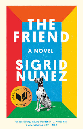 Sigrid Nunez's The Friend