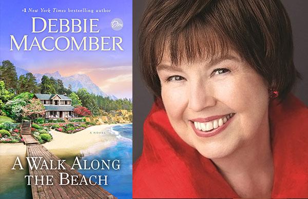 Debbie Macomber's <I>A Walk Along the Beach</I>