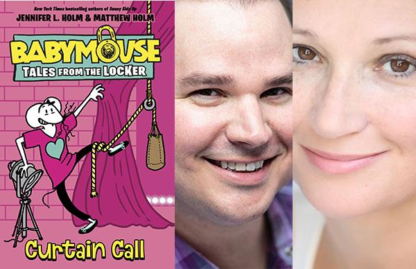 Jennifer L. Holm and Matthew Holm's <I>Curtain Call</I>