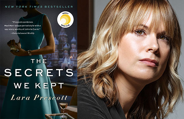 Lara Prescott's <I>The Secrets We Kept</I> (Paperback)