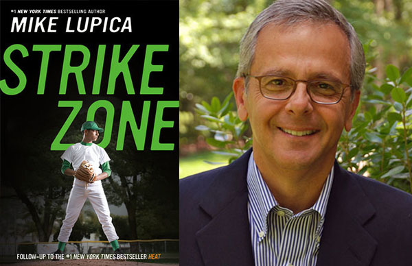 Mike Lupica's <I>Strike Zone</I> (Paperback)