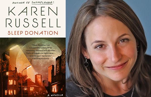 Karen Russell's <em>Sleep Donation</em> (Paperback)