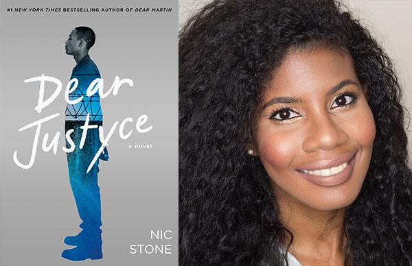 Nic Stone's <em>Dear Justyce</em>