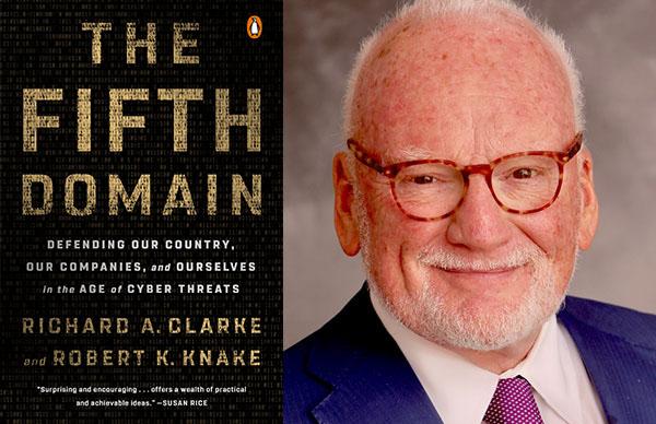 Richard A. Clarke's <em>The Fifth Domain</em> (Paperback)