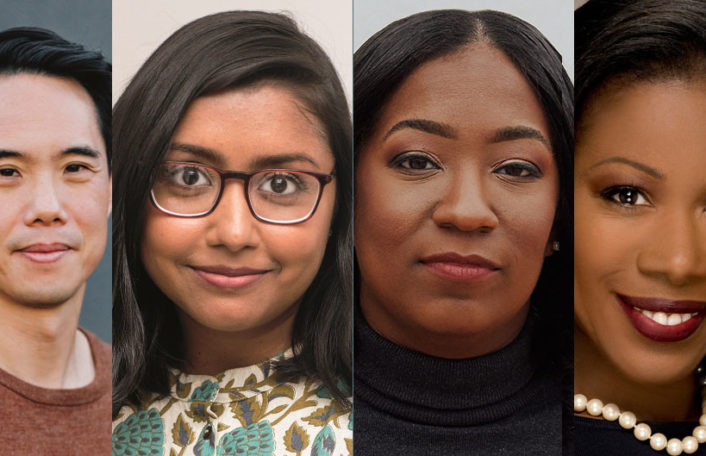 Congratulations to our Speakers Nominated for the 2020 National Book Awards!