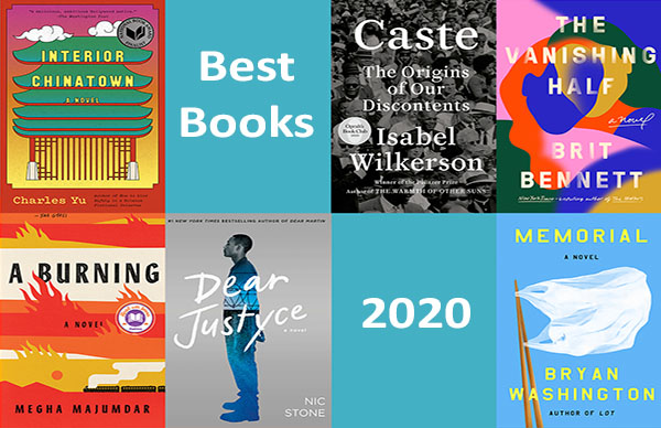 Best Books of 2020