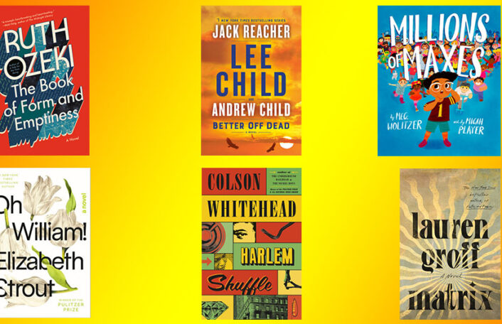 Exciting Fall Fiction from PRHSB Speakers